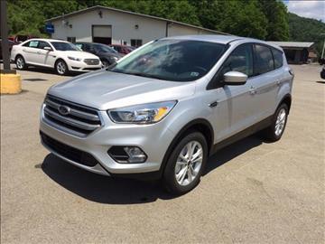 2017 Ford Escape for sale in Franklin, PA