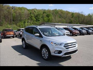 2017 Ford Escape for sale in Franklin, PA