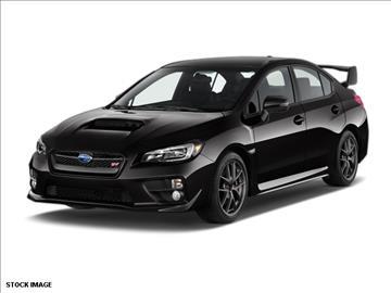 2016 Subaru Wrx For Sale In Franklin Pa