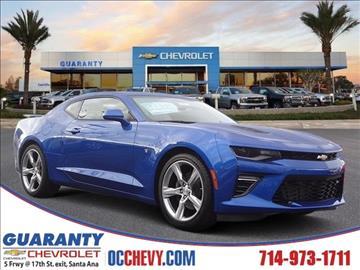2017 Chevrolet Camaro for sale in Santa Ana, CA