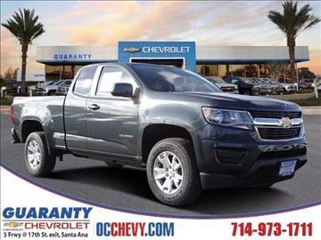 2017 Chevrolet Colorado for sale in Santa Ana, CA