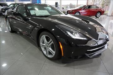 2017 Chevrolet Corvette for sale in Santa Ana, CA