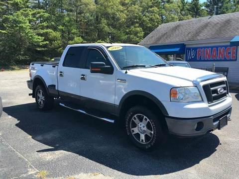 2008 Ford F 150 For Sale Carsforsale