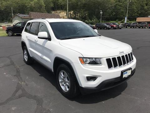 2015 Jeep Grand Cherokee for sale in North Franklin, CT