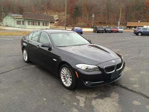 2013 BMW 5 Series for sale in North Franklin, CT