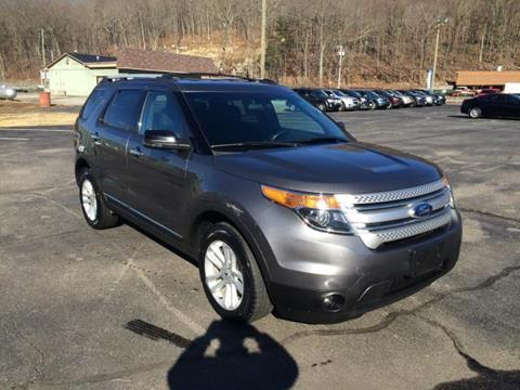 2013 Ford Explorer for sale in North Franklin, CT