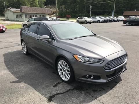 2013 Ford Fusion for sale in North Franklin, CT