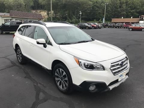 2015 Subaru Outback for sale in North Franklin, CT
