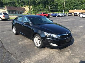 2013 Kia Optima for sale in North Franklin, CT