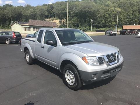 2015 Nissan Frontier for sale in North Franklin, CT
