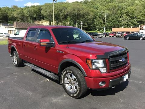 2013 Ford F-150 for sale in North Franklin, CT