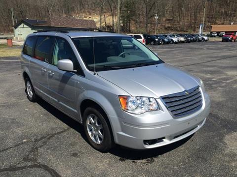 2010 Chrysler Town and Country for sale in North Franklin, CT
