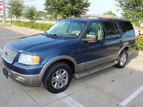 2004 Ford Expedition for sale in Houston, TX