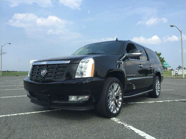 2008 cadillac escalade esv awd 4dr suv 3rd row seat leather navigation in south amboy jersey. Black Bedroom Furniture Sets. Home Design Ideas