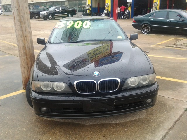 used 2002 bmw 5 series 530i in alexandria la at extreme auto sales. Black Bedroom Furniture Sets. Home Design Ideas