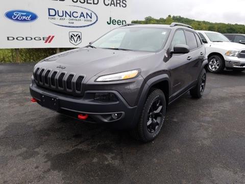 2018 Jeep Cherokee for sale in Rocky Mount, VA