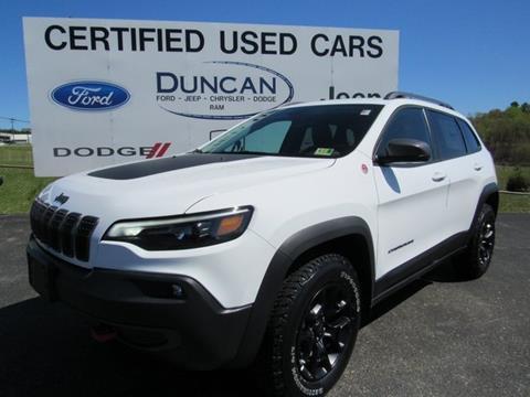2019 Jeep Cherokee for sale in Rocky Mount, VA