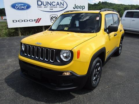 2017 Jeep Renegade for sale in Rocky Mount, VA