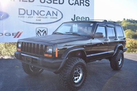 2000 Jeep Cherokee for sale in Rocky Mount, VA