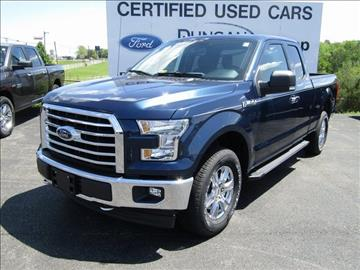 2017 Ford F-150 for sale in Rocky Mount, VA