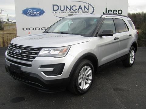 2017 Ford Explorer for sale in Rocky Mount, VA