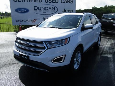 2017 Ford Edge for sale in Rocky Mount, VA