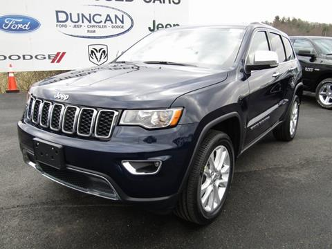 2017 Jeep Grand Cherokee for sale in Rocky Mount, VA