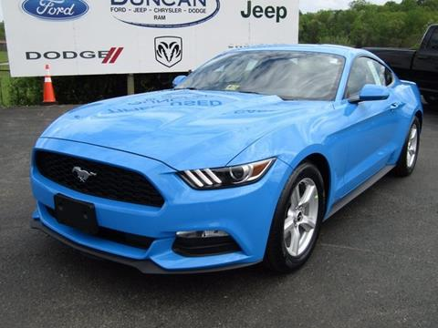 2017 Ford Mustang for sale in Rocky Mount, VA