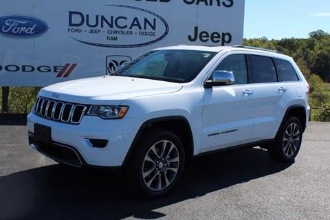 2018 Jeep Grand Cherokee for sale in Rocky Mount, VA