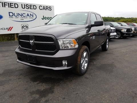 2018 RAM Ram Pickup 1500 for sale in Rocky Mount, VA