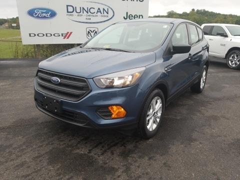 2018 Ford Escape for sale in Rocky Mount, VA