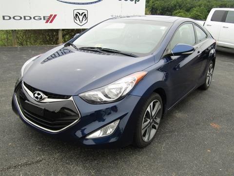 2013 Hyundai Elantra Coupe for sale in Rocky Mount, VA