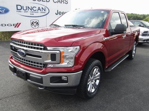 2018 Ford F-150 for sale in Rocky Mount, VA
