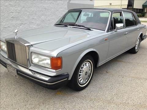 1987 Rolls-Royce Silver Spur