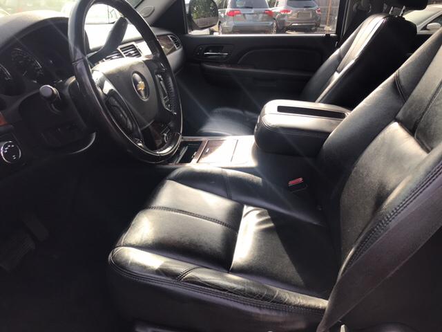 2007 Chevrolet Avalanche LTZ 1500 4dr Crew Cab 4WD SB - Warwick RI