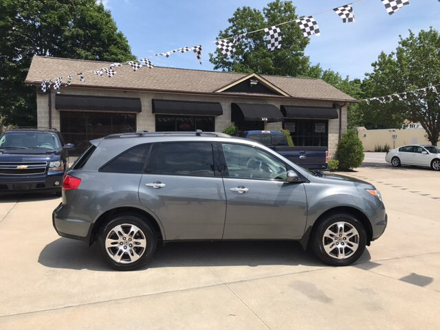 2008 Acura MDX SH AWD w/Tech w/RES 4dr SUV w/Technology and Entertainment Package - Warwick RI