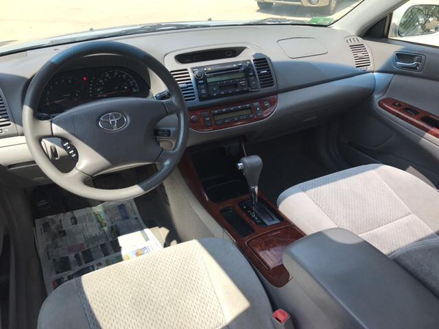 2004 Toyota Camry XLE 4dr Sedan - Warwick RI