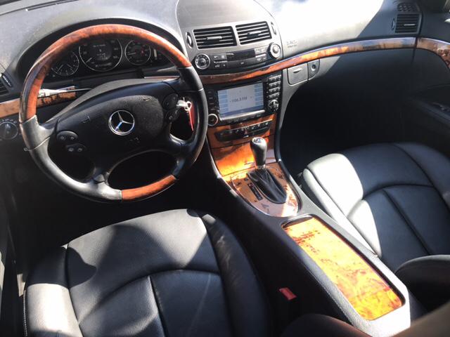 2008 Mercedes-Benz E-Class E 350 4MATIC AWD 4dr Sedan - Warwick RI