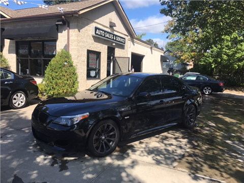 2007 BMW M5 for sale in Warwick, RI