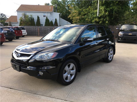 2009 Acura RDX for sale in Warwick, RI