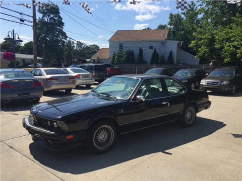 1986 BMW 6 Series For Sale - Carsforsale.com