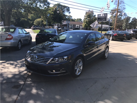 2013 Volkswagen CC for sale in Warwick, RI