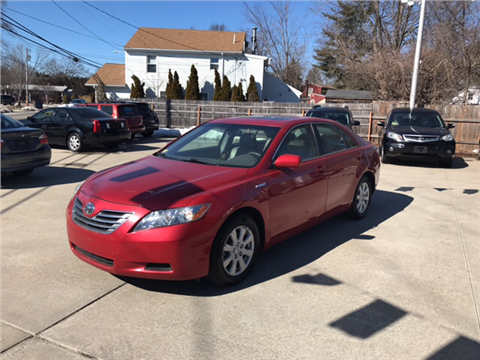 2007 Toyota Camry Hybrid for sale in Warwick, RI