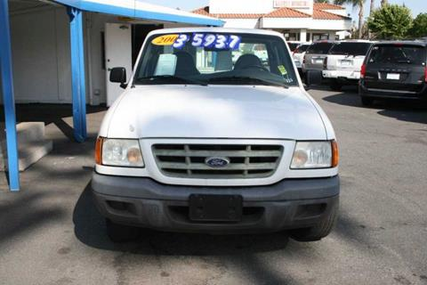 2003 Ford Ranger for sale in Montclair, CA