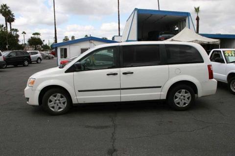 2008 Dodge Grand Caravan for sale in Montclair, CA