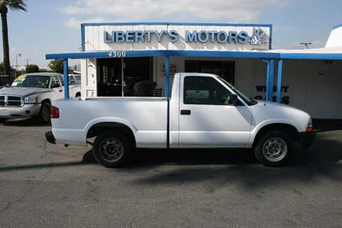 2003 Chevrolet S-10 for sale in Montclair, CA