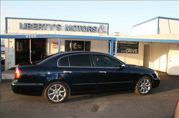 2005 Infiniti Q45 for sale in Montclair, CA