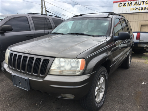 2000 Jeep Grand Cherokee for sale in Canton, OH