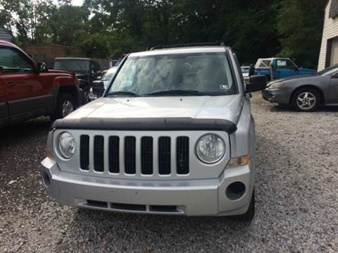 2008 Jeep Patriot for sale in Canton, OH