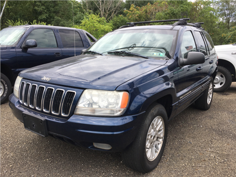 Exceptional 2003 Jeep Grand Cherokee For Sale In Canton, OH